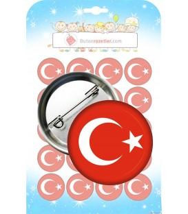 Atatürk Rozeti 10 Kasım İçin